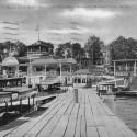 The Blue Line Boat House Casino on Lake Minnetonka