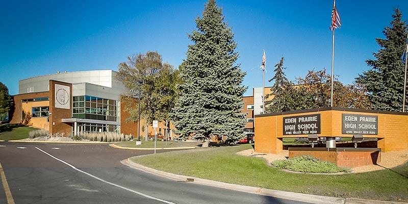 Eden Prairie High School, Eden Prairie, MN