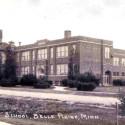 Historic Photo of Belle Plaine, Minnesota High School