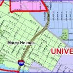 University: Marcy-Holmes