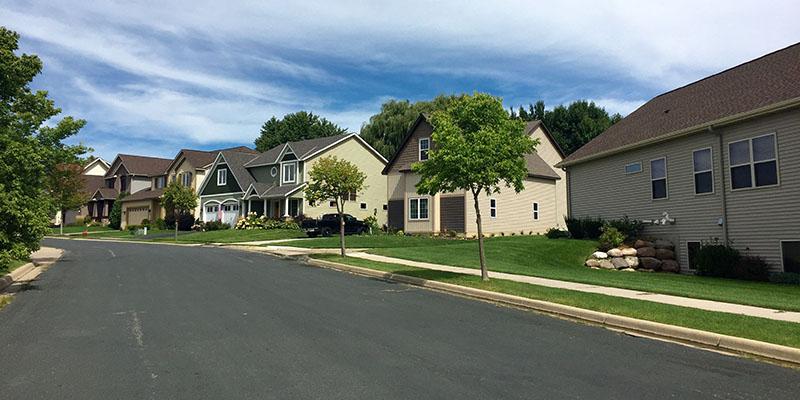 Clover Ridge Neighborhood